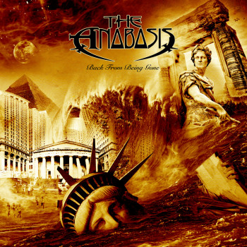 The ANABASIS - Back From Being Gone (CD-USA Shipping)